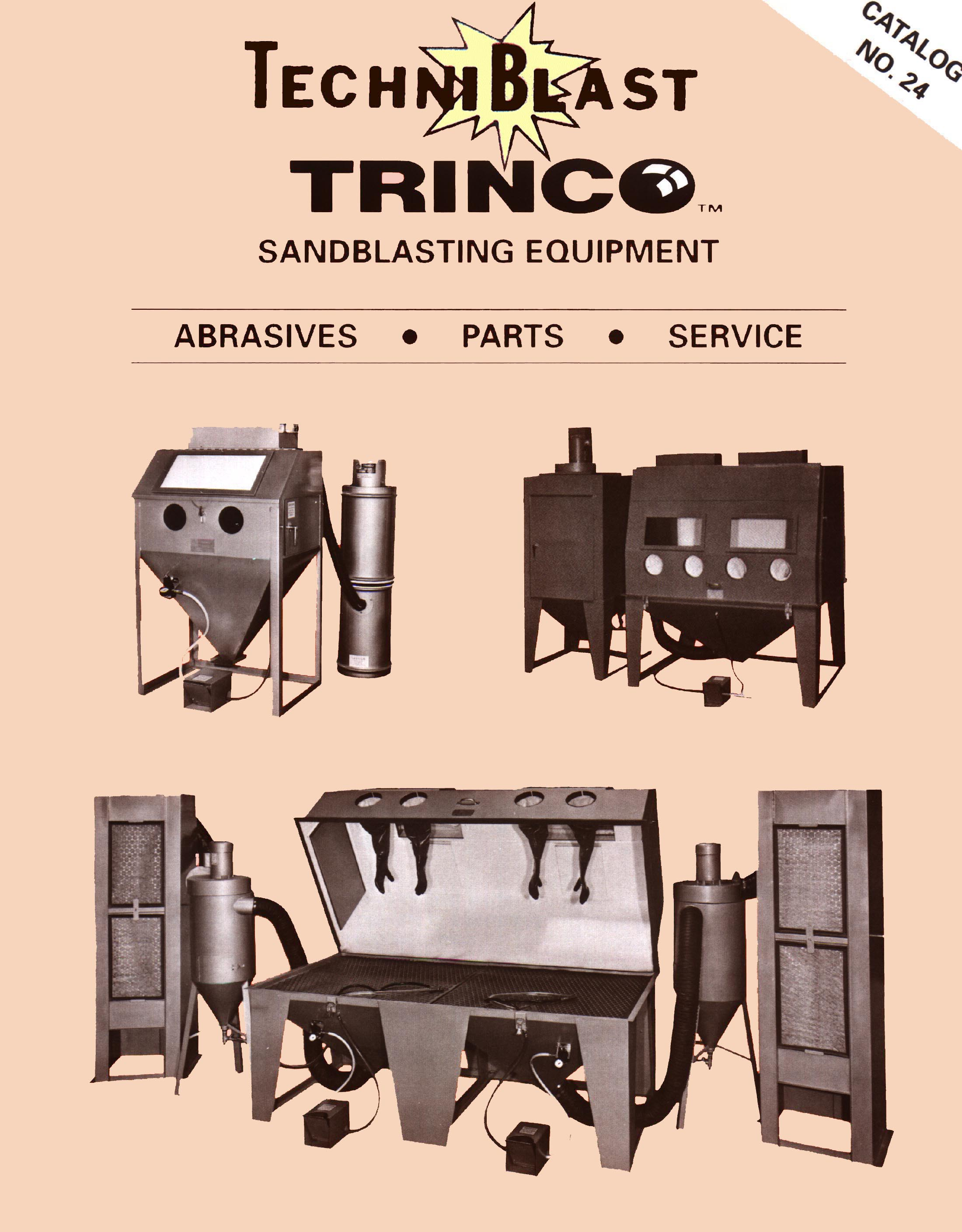 Trinco Air Blast Equipment